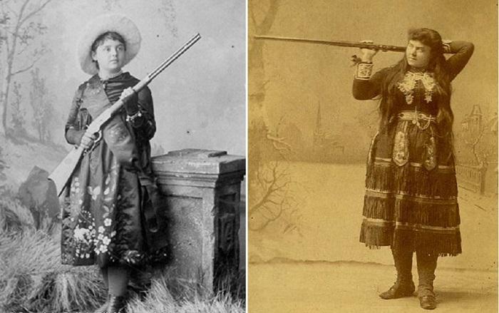Лиллиан Смит - Венона - лучший американский снайпер конца XIX-начала ХХ вв.