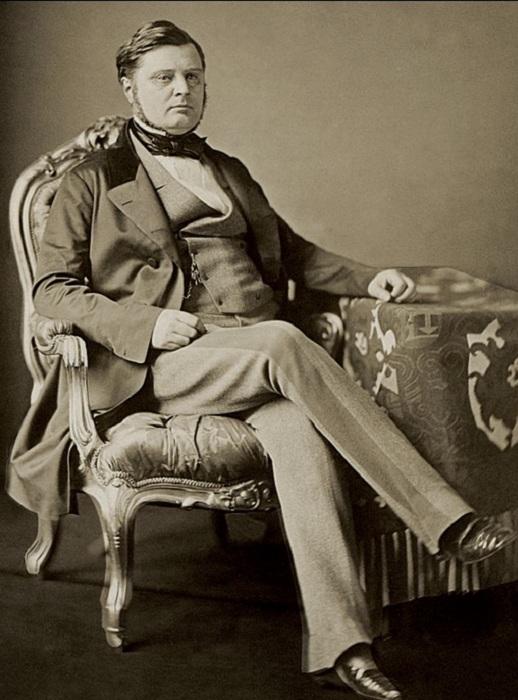 Александр Флориан Жозеф Колонна-Валевский - внебрачный сын Наполеона Бонапарта.| Фото: mtdata.ru.