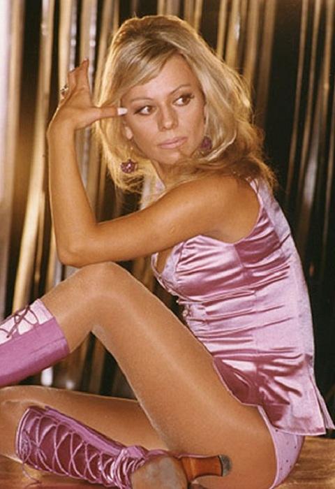 Ирина Салтыкова - мегапопулярная звезда 90-х.