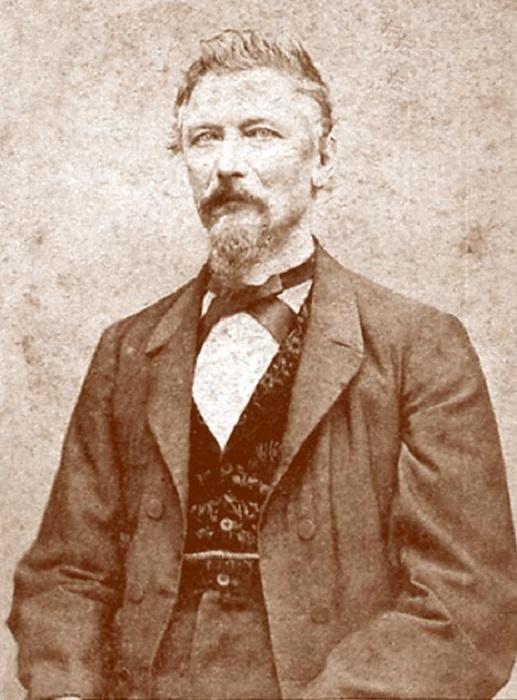 Готфрид Кнохе -<br> немецкий врач, создавший рецепт сыворотки моментальной мумификации. | Фото: en.wikipedia.org.