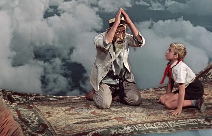 Кадр из к/ф «Старик Хоттабыч». Реж. Г. Казанский, 1956 год. | Фото: wildkids.biz.