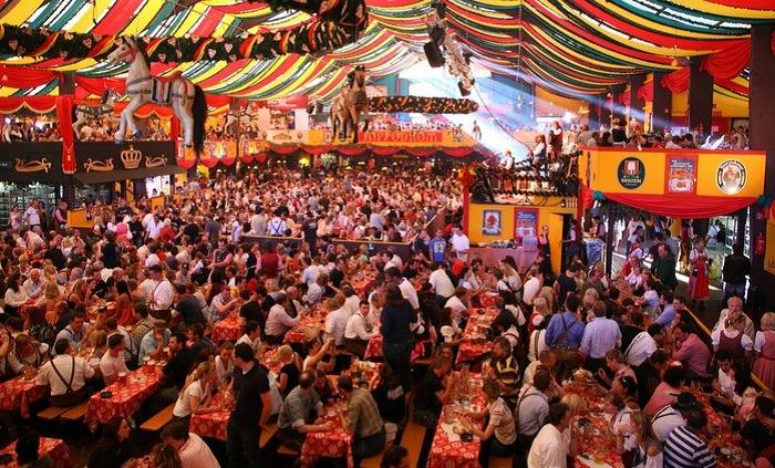 Фестиваль пива – Oktoberfest 2014.