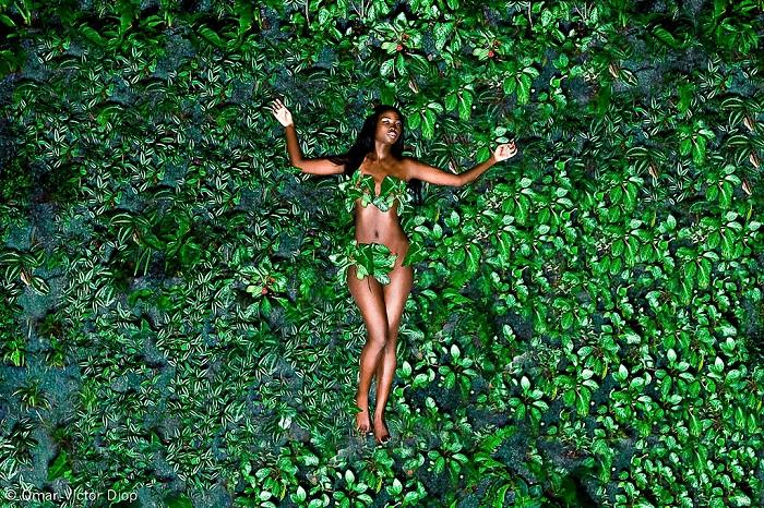 «Красота по-американски» на африканский лад.