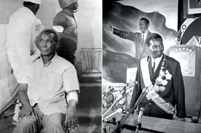 Франсиско Нгема Ндонге Масиас - сумасшедший диктатор Экваториальной Гвинеи.
