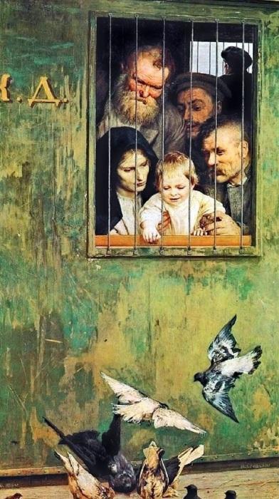 Всюду жизнь. Н. Ярошенко, 1888 год. | Фото: opisanie-kartin.com.
