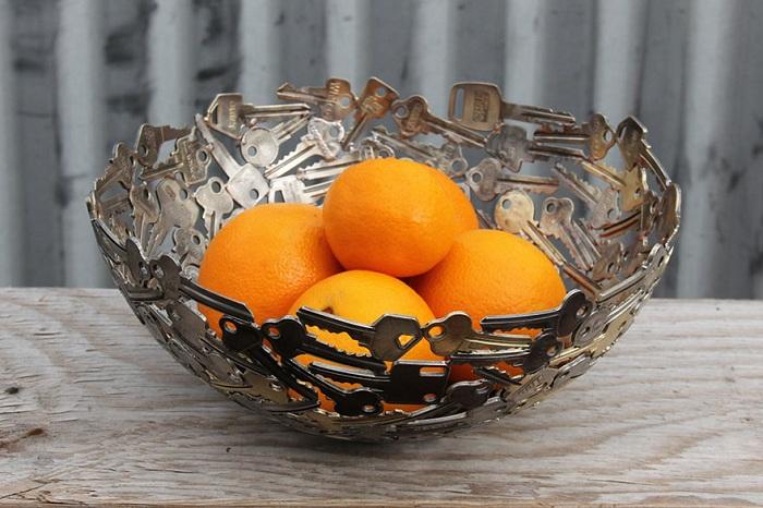 Оригинальная ваза для фруктов авторства Moerkey.