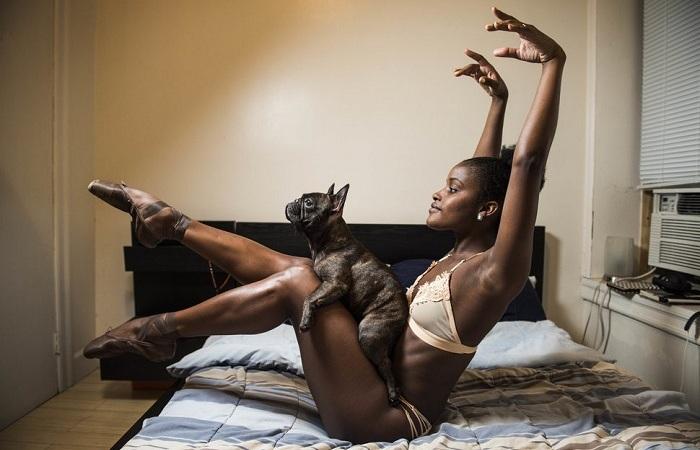 Проект американского фотографа Damon Dahlen.