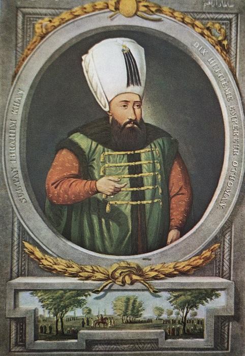 Султан Ибрагим I Безумный. | Фото: 4.bp.blogspot.com.
