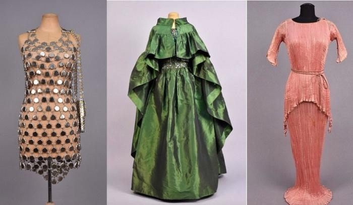 Эксклюзивные винтажные платья, которые уйдут с молотка.
