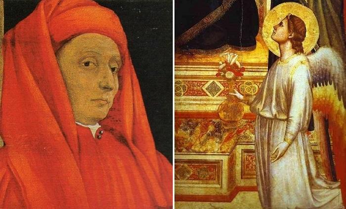 Джотто ди Бондоне - художник эпохи раннего Ренессанса.