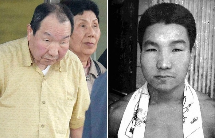 Ивао Хакамада, которого несправедливо осудили на смертную казнь. | Фото: ic.pics.livejournal.com.