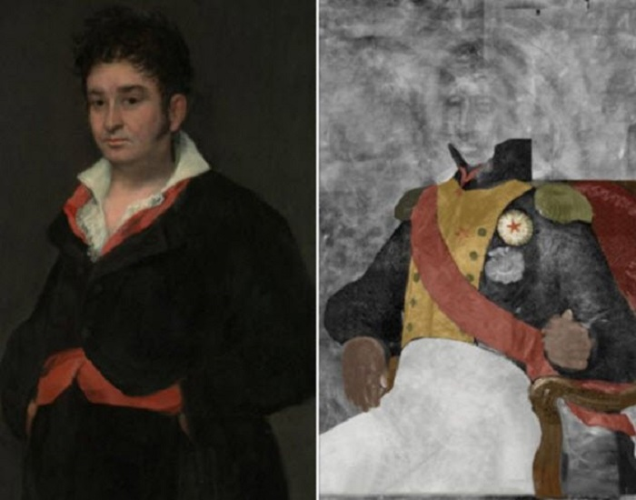 Портрет дона Рамона Сатуэ. Франсиско Гойя, 1823 год. | Фото: daily.afisha.ru.