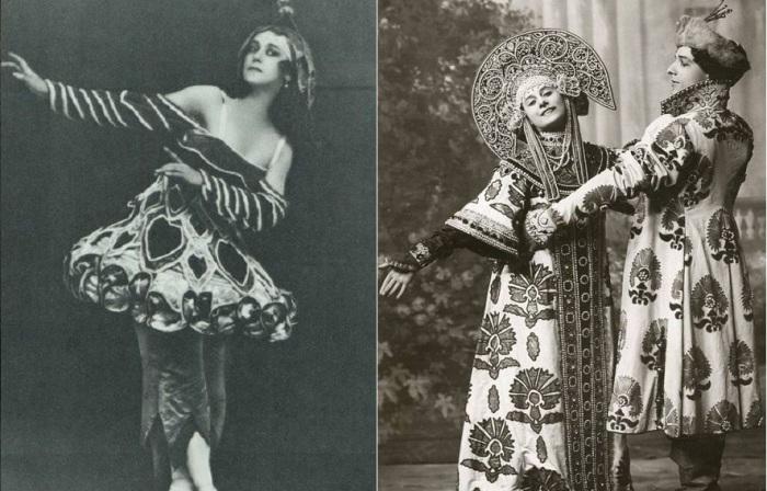 «Русские сезоны» - инновационный балет начала XX века.