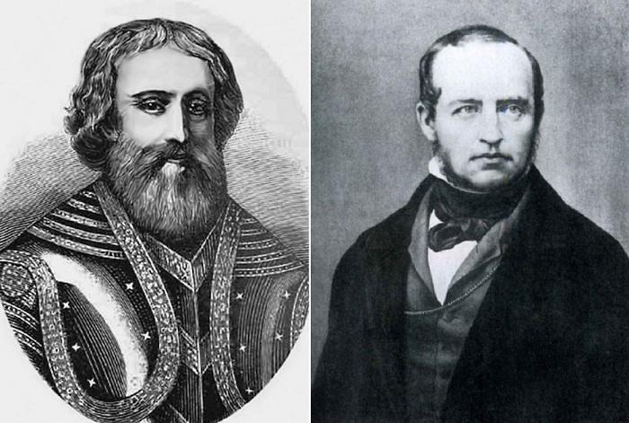 Федор Ртищев и Владимир Одоевский.