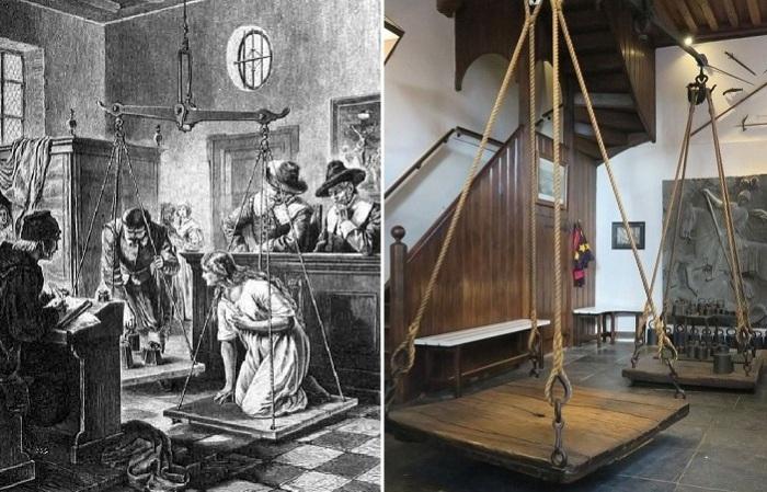 Heksenwaag - «Ведьмины весы».
