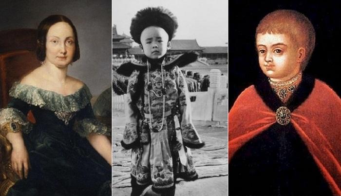 Дети-монархи, изменившие ход истории.