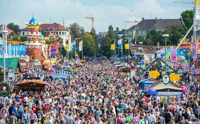 Фестиваль посетят более 6 миллионов человек.