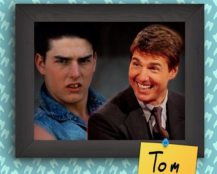 Tom Cruise - известный американский актер.