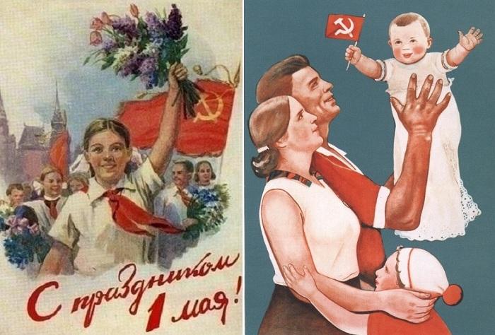 Странные имена для советских детей.