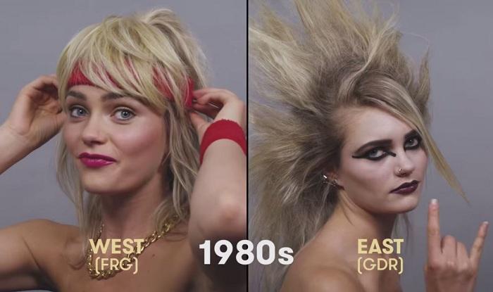 Как менялись идеалы красоты в ГДР и ФРГ.
