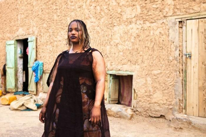 В Мавритании чем невеста толще, тем она желаннее. | Фото: mtdata.ru.