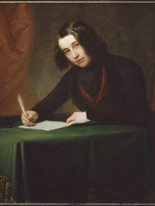Чарльз Диккенс - английский писатель.