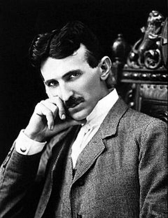 Никола Тесла - инженер, физик, изобретатель.