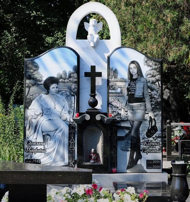 список захоронений ваганьковского кладбища