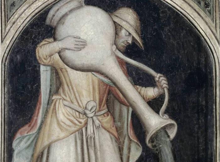 В Средневековье отсутствовала культура купания.