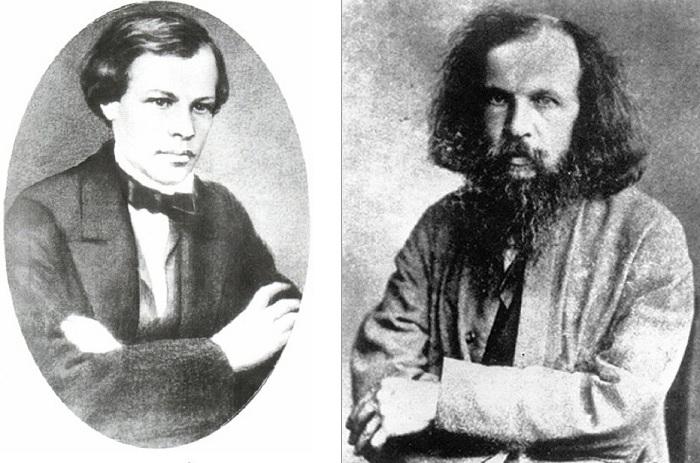 Дмитрий Иванович Менделеев - российский ученый.