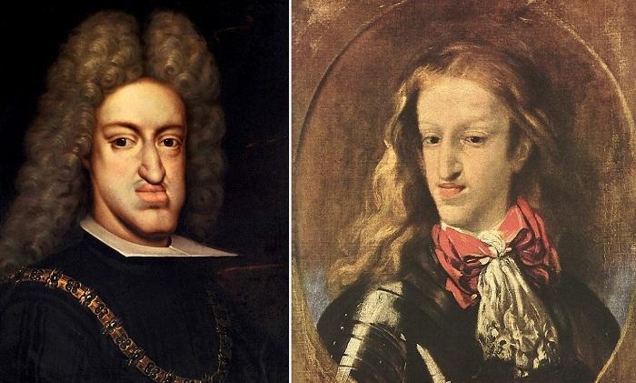 Карл II Безумный - последний представитель династии Габсбургов в Испании.