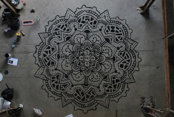 Творчество уличного художника Arthur-Louis Ignore.