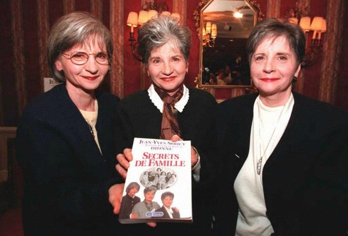 Аннетт, Ивонн и Сесиль в 1998 году подали иск в суд с обвинением на канадское правительство.