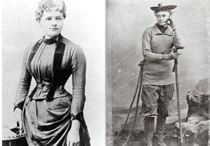 Знаменитые женщины, освоившие  «мужские» профессии.