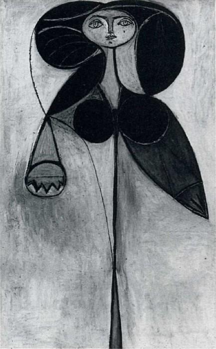 Разница в возрасте Пикассо и Француазы составляла 40 лет.