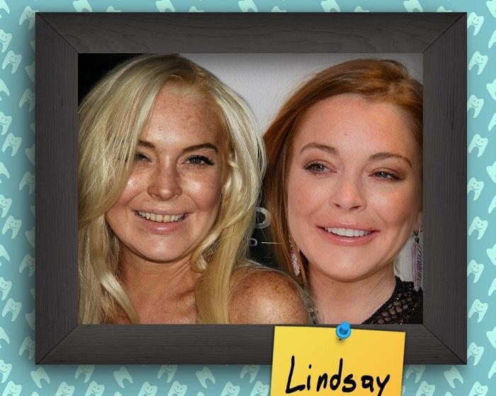 Lindsay Lohan - скандальная американская киноактриса.