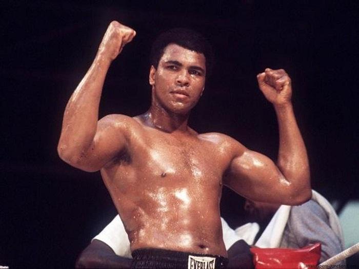 Мохаммед Али (Muhammad Ali) - американский боксер.   Фото: img.ytapi.club.