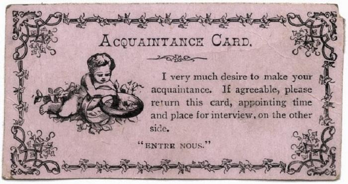 Я мечтаю познакомиться с Вами. Если Вы согласны, пожалуйста, верните, эту карточку, указав на обороте место и время для общения.