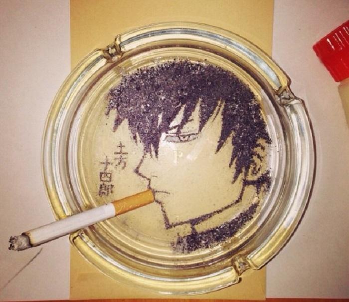 Творчество 22-летнего японца Shinrashinge.