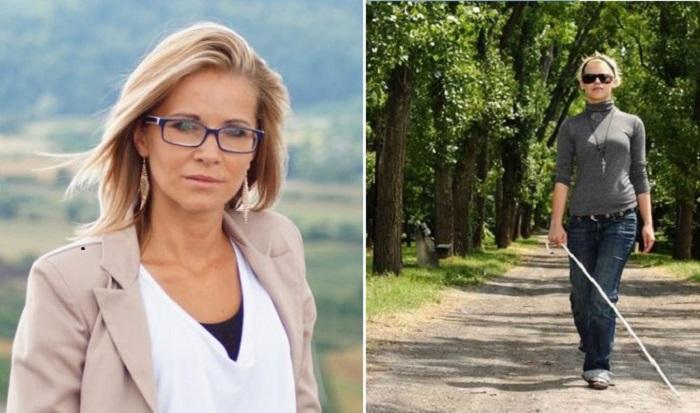 Женщину, которая притворялась незрячей, ждет разбирательство в суде. | Фото: medsolutions.ru.