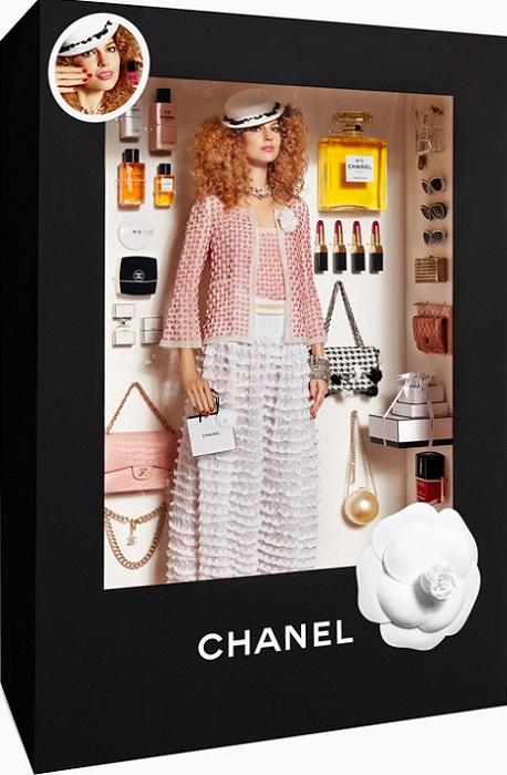 Барби от Chanel.