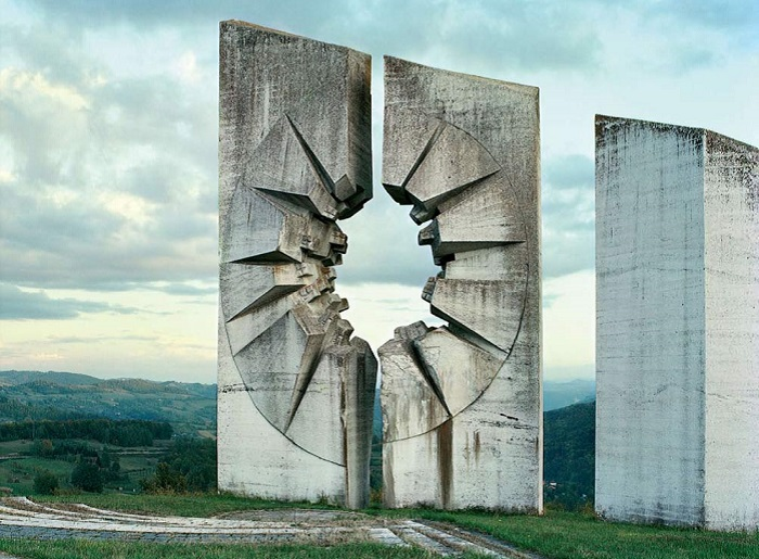Споменик - памятник сражениям, прошедшим в Великую Отечественную войну.