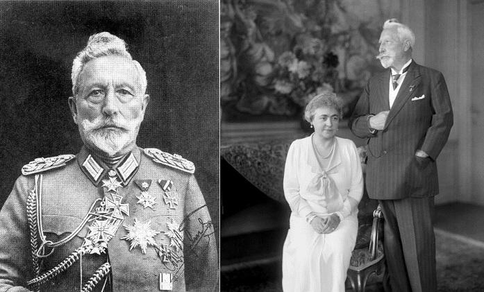 Вильгельм II в зрелые годы.