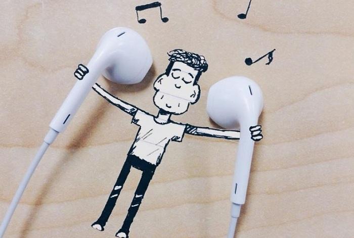 «Music healths» - «музыка лечит».