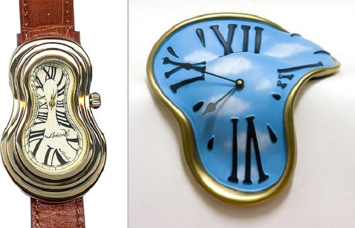 Наручные часы и часы на полку. | Фото: аrtinvestment.ru.