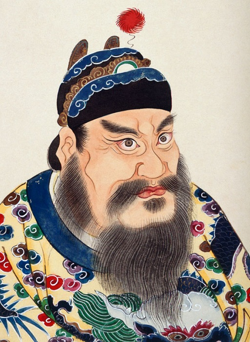 Китайский император Цинь Шихуанди. | Фото: artsmia.org.
