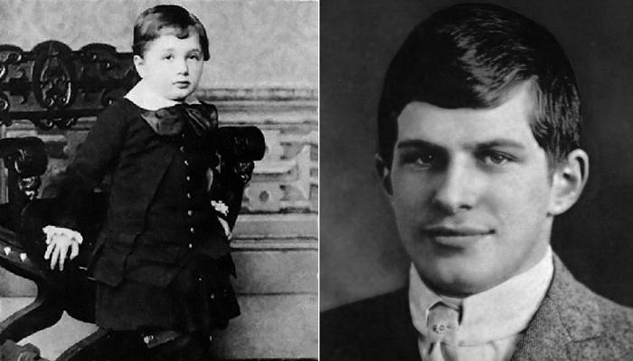 Уильям Сидис (Сайдис) - самый известный вундеркинд начала 20 века.