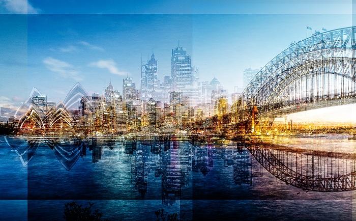 «Vibrations» - вибрации большого города.