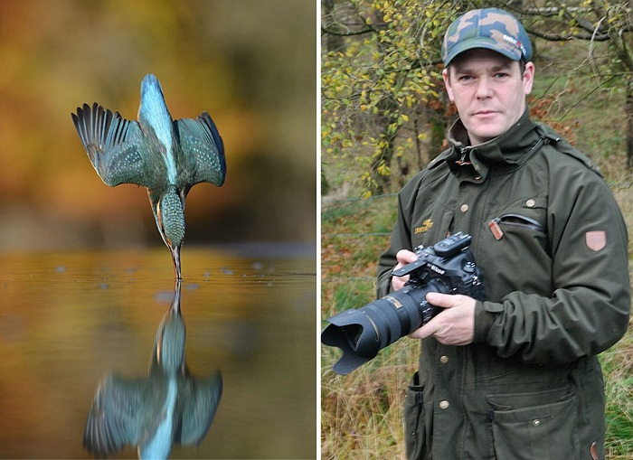 Алан Макфейдайен - американский фотограф.