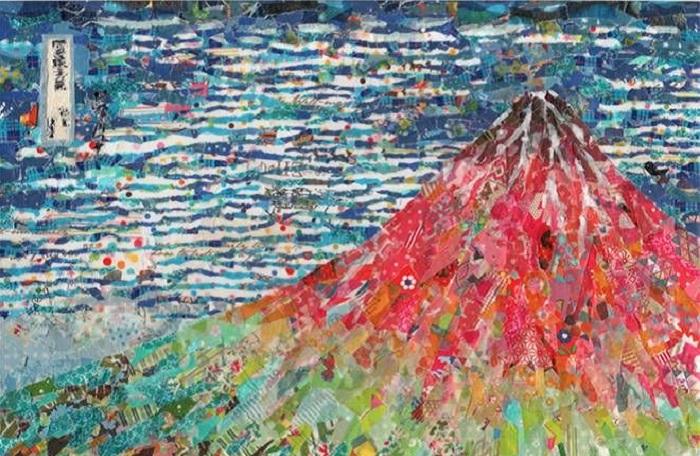 Творчество японской художницы.